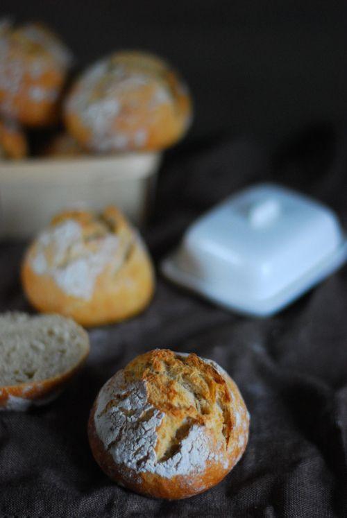 Frühstücksbrötchen mit Joghurt | Hefe und mehr