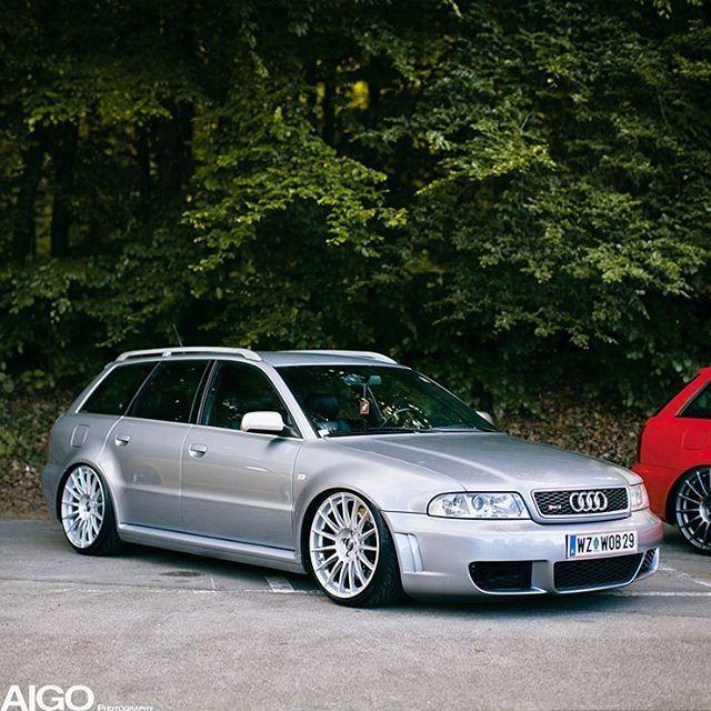 Audi RS4 B5 Avant low