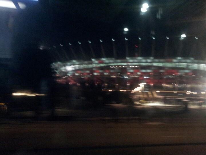 Stadion Narodowy przed meczem z San Marino