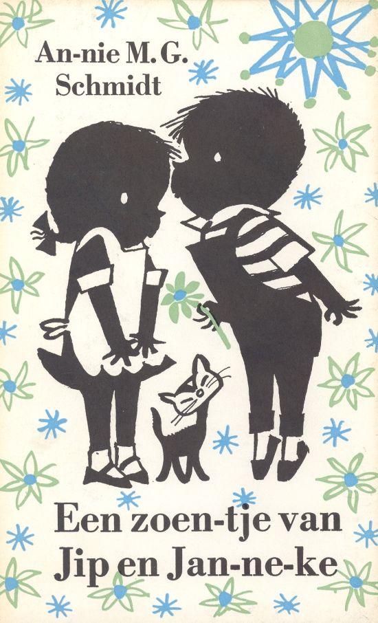 Op 13 september 1952 verschijnt het eerste verhaal van Jip en Janneke in het Parool.