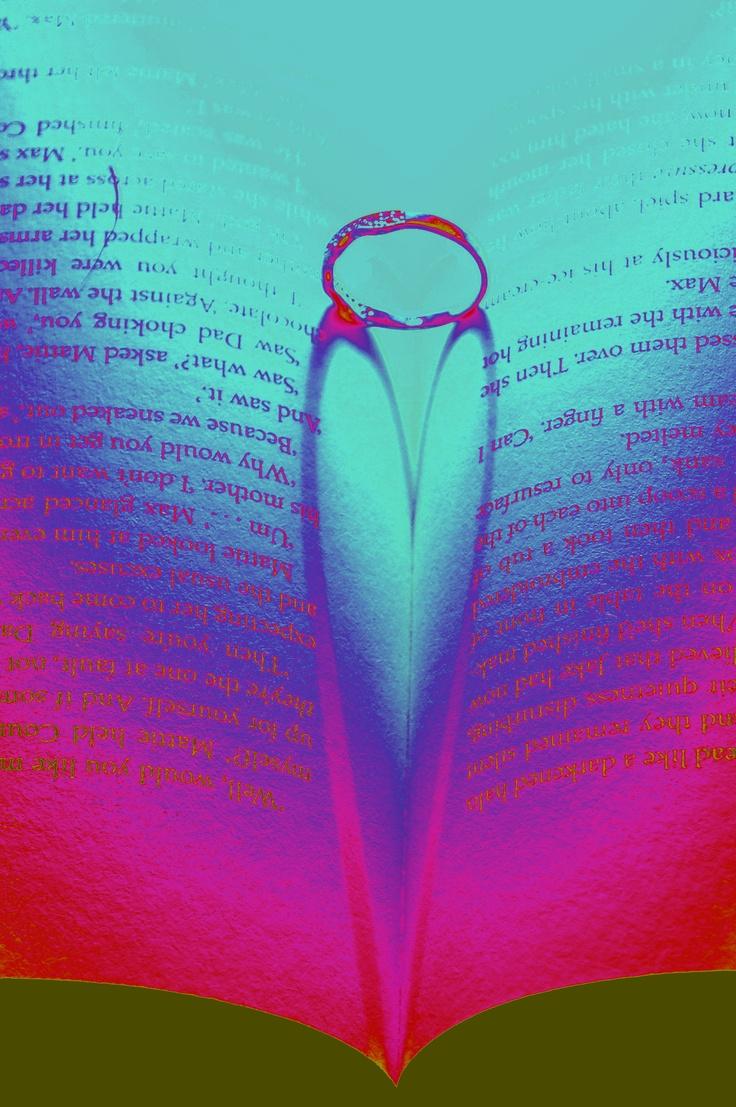 A love of books - 1