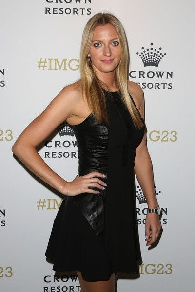 Petra Kvitova Photos - Crown's IMG@23 Tennis Players' Party - Zimbio