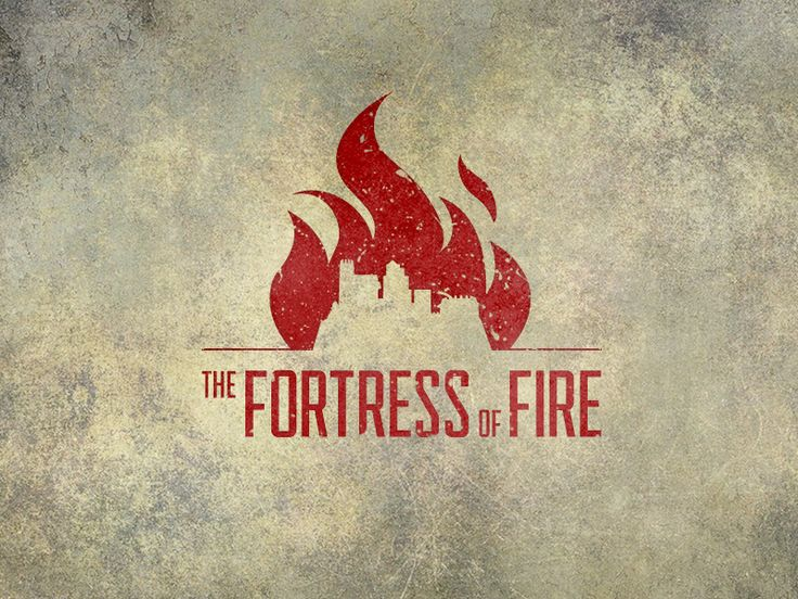 The Fortress of Fire Graphic Novel by Jim Basio
