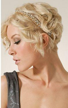 lo spazio di lilla: Acconciature da cerimonia per capelli lunghi e corti