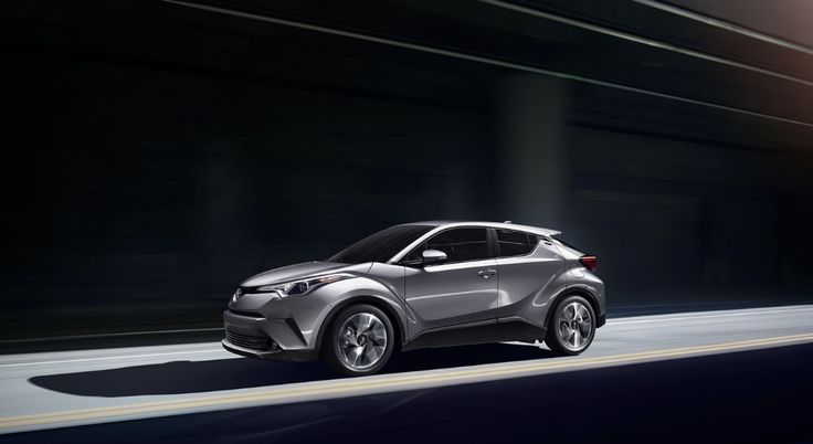 2018 Toyota C-HR Performance and Efficiency