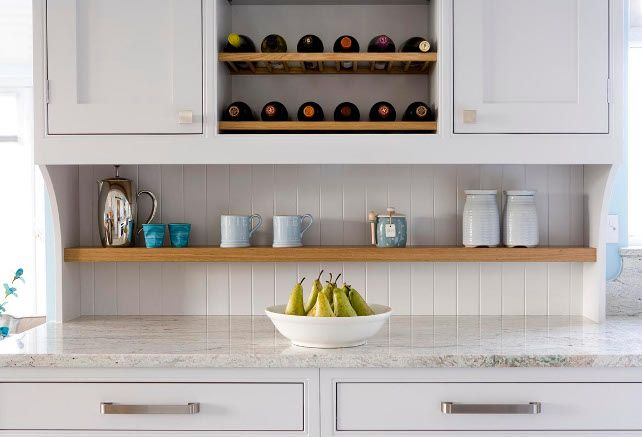 327 best images about kitchens on pinterest islands for Beadboard cabinets kitchen ideas
