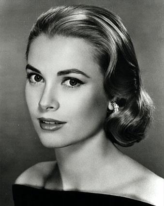 Grace Kelly.
