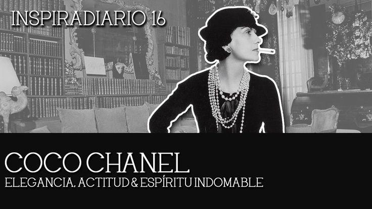 12 Frases de Coco Chanel ► Elegancia, Actitud & Espíritu  Indomable.  #cocochanel #frasesmoda #frasescocochanel #cocomademoiselle #chanelfashiondesigner #ruecambonchanel #karllagerfeld #parischanel #fashionweek #frasesglamour #newyorkfashionweek #frasesmotivacion #frasesmotivacionpersonal #cocochanelbiografia #chanelbiografia #boycapel #gabriellecocochanel #chanelN5  #motivacion #frases #pensamientos #reflexiones #leyatraccion #saliradelante #abundancia #inspiracion #superacion…