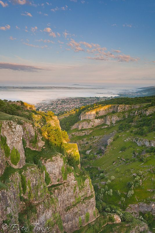 Cheddar Gorge, Mendip Hills, near the village of Cheddar, Somerset, England | UK National Trust