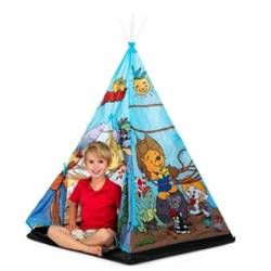 Indian Tent  Check it out on: https://tjengo.com/sport-fritid/359-bamse-indianertelt.html?search_query=telt&results=1