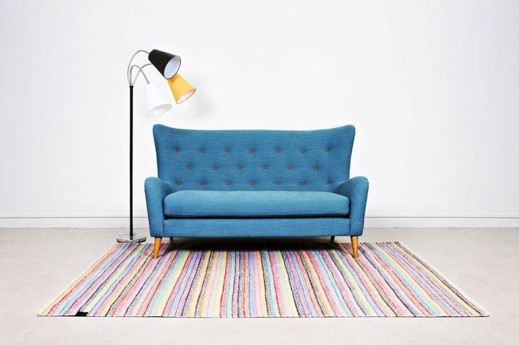 Moa retro soffa | Billiga soffor & fåtöljer online