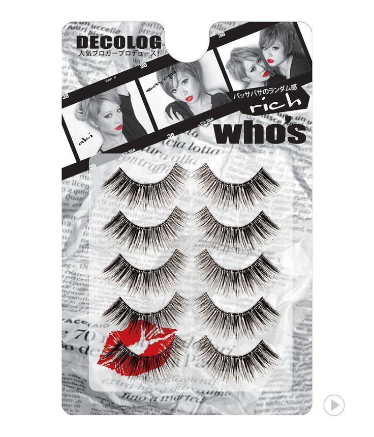 Decolog who`s eyelash