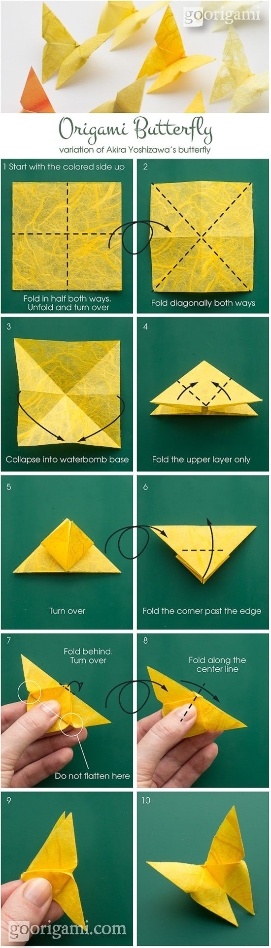 15 Easy Origami Tutorials For Anyone To Follow | Postris