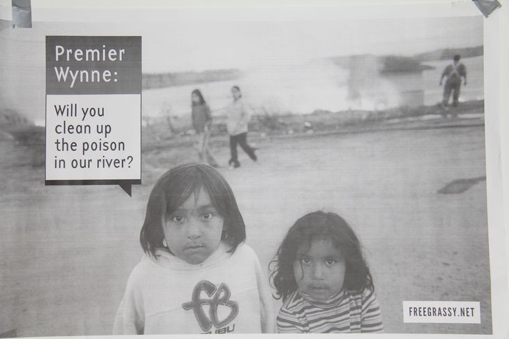 """""""Every day that goes by without justice for Grassy Narrows is another attack on the land,"""" said Avi Lewis. A new report shows the mercury contamination can be cleaned up in the Wabigoon-English River."""