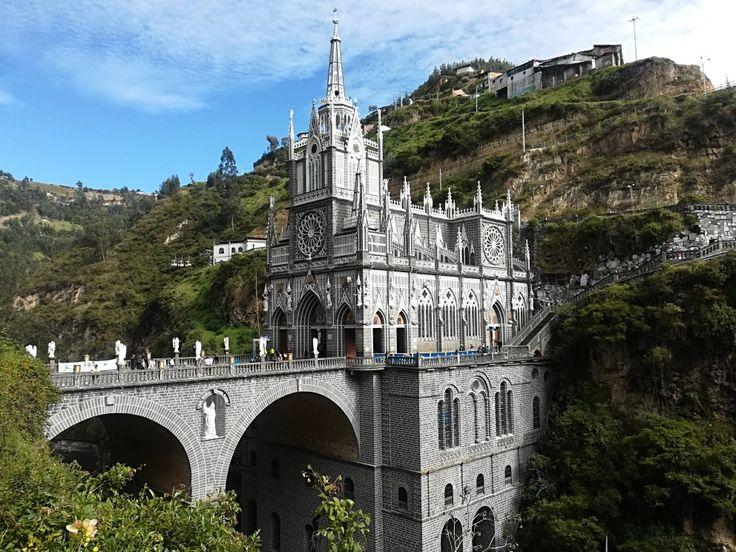 Santuario Nuestra Señora de las Lajas. Ipiales, Nariño. [2017]