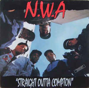N.W.A* - Straight Outta Compton (Vinyl, LP, Album) at Discogs
