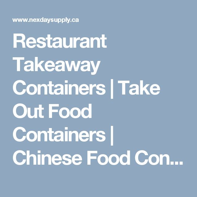 Restaurant Takeaway Containers | Take Out Food Containers | Chinese Food Containers | Carryout Food Containers | Fast Food Packaging | Take Out Boxes | To Go Food Containers | Disposable Food Containers | Food Packaging Containers | Green Take-out Containers | NexDay Supply