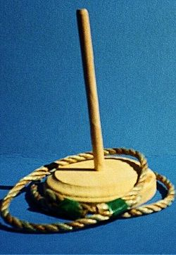 Colonial Games - purchase Quoits, hoops, Game of Graces, etc.