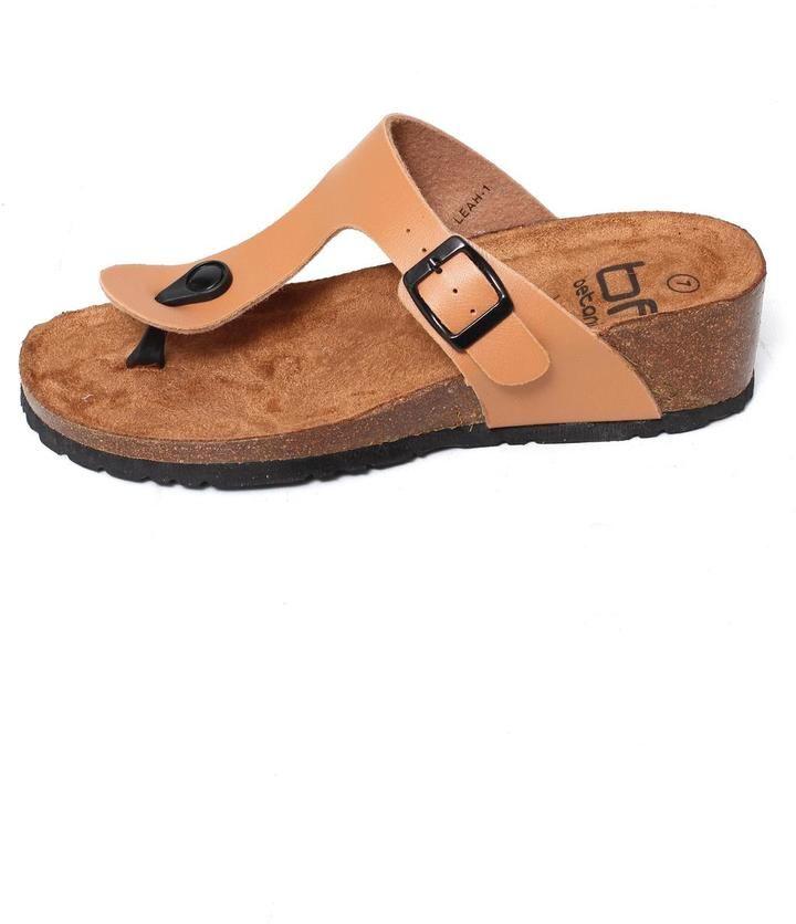 Betani Leah Camel Sandal