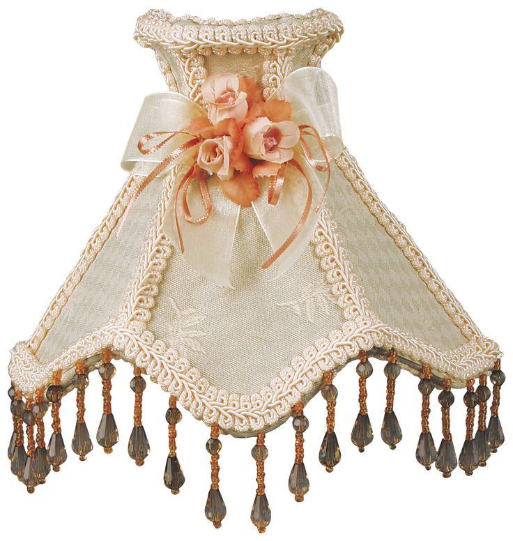Beaded Victorian Night Light