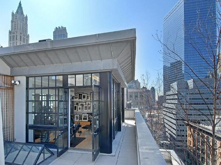 If I had a private gym like this, I might actually work out. (Curbed National - although the apartment is in NYC): Favorite Places, Penthouses, Dream House, Tribeca Penthouse, Nyc, New York City, Homes, Newyork