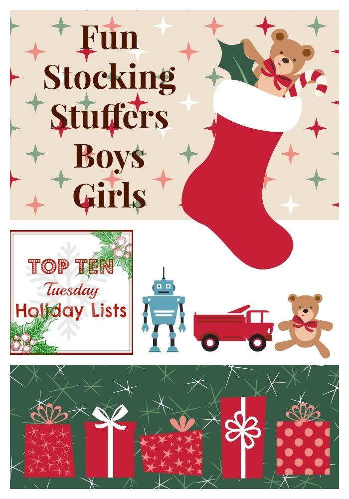 Fun Stocking Stuffers For Preschoolers Stocking Stuffers