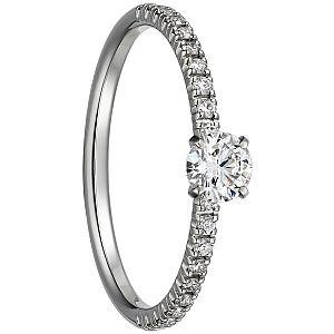 Cartier(カルティエ)の婚約指輪、エタンセル ドゥ カルティエ リングのご紹介です。エレガンスと洗練されたシンプルさを漂わせる繊細なジュエリー コレクション。パヴェダイヤモンドで飾られた、優美でピュアな魅力にあふれた女性らしいジュエリー。【ゼクシィ】なら、Cartier(カルティエ)のエンゲージメントリングも多数掲載中。