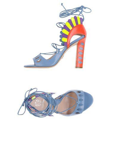 PAULA CADEMARTORI Sandals. #paulacademartori #shoes #sandals