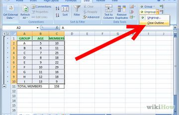 2 Easy Ways to Merge Cells in Excel (with Pictures) #excel #mail #merge http://dallas.remmont.com/2-easy-ways-to-merge-cells-in-excel-with-pictures-excel-mail-merge/  # How to Merge Cells in Excel How to Group and Outline Excel Data How to Apply Conditional Formatting in Excel How to Add Two Cells Already Containing Sum of Other Formulas How to Type Formulas in Microsoft Excel How to Make a Spreadsheet in Excel How to Change from Lowercase to Uppercase in Excel How to Reduce Size of Excel…