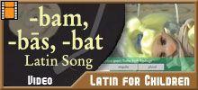 Latin- games, videos etc.