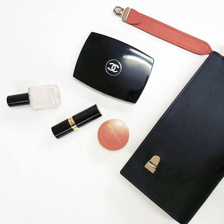Leather Beauty Pouch