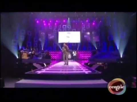 El DeBarge and Anita Baker Performing at The Soul Train Awards