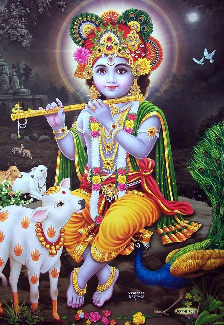 Krishna Wallpapers HD Group (78 )
