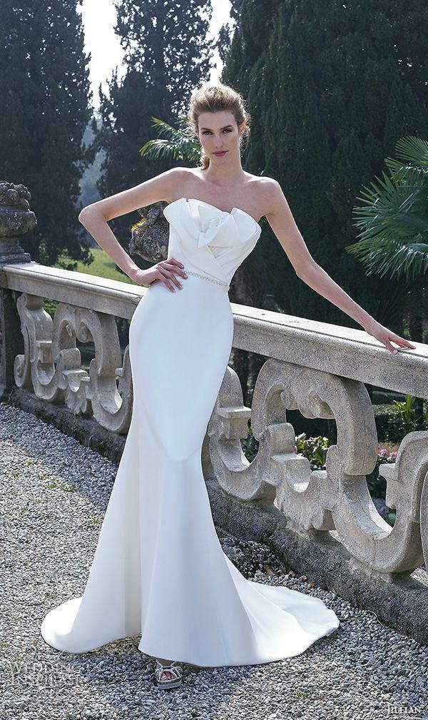 Jillian 2016 Wedding Dresses Bambu Bridal Collection Part 2