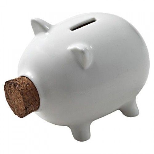 Piggy Bank | Muji | $25.50