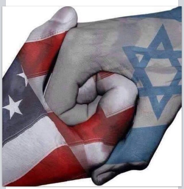 """Beautiful. God Bless America, God Bless Israel. ---- """"i will bless those who bless you, and i will curse those who curse you"""" Gen. 12:3"""