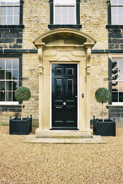 Make an entrance with these Georgian doors from Croxford's  http://www.periodideas.com/georgian-exterior-doors-from-croxfords