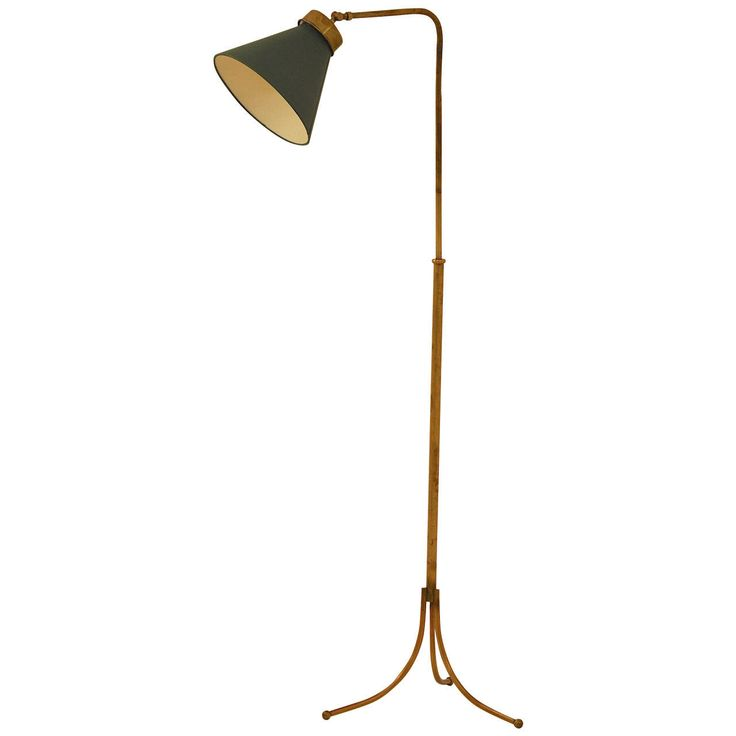 Floor Lamp by Josef Franck | From a unique collection of antique and modern floor lamps at https://www.1stdibs.com/furniture/lighting/floor-lamps/