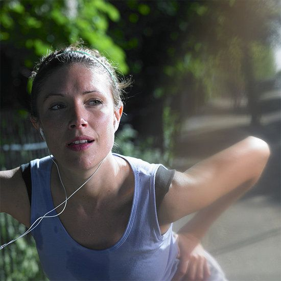 Exercising on an empty stomach burns calories from muscle, not from fat.