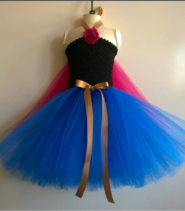 Anna inspired tutu dress- Karlie