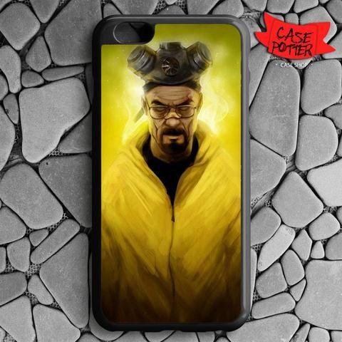 Yellow Breaking Bad iPhone 6 Plus iPhone 6S Plus Black Case