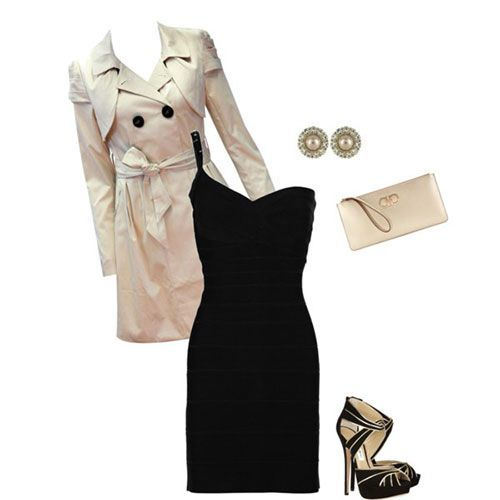 Cool Polyvore Casual New Year Party Outfits For Girls | Girlshue #casual #Cool…