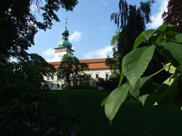 Vsetin Chateau, Vsetin, Moravia