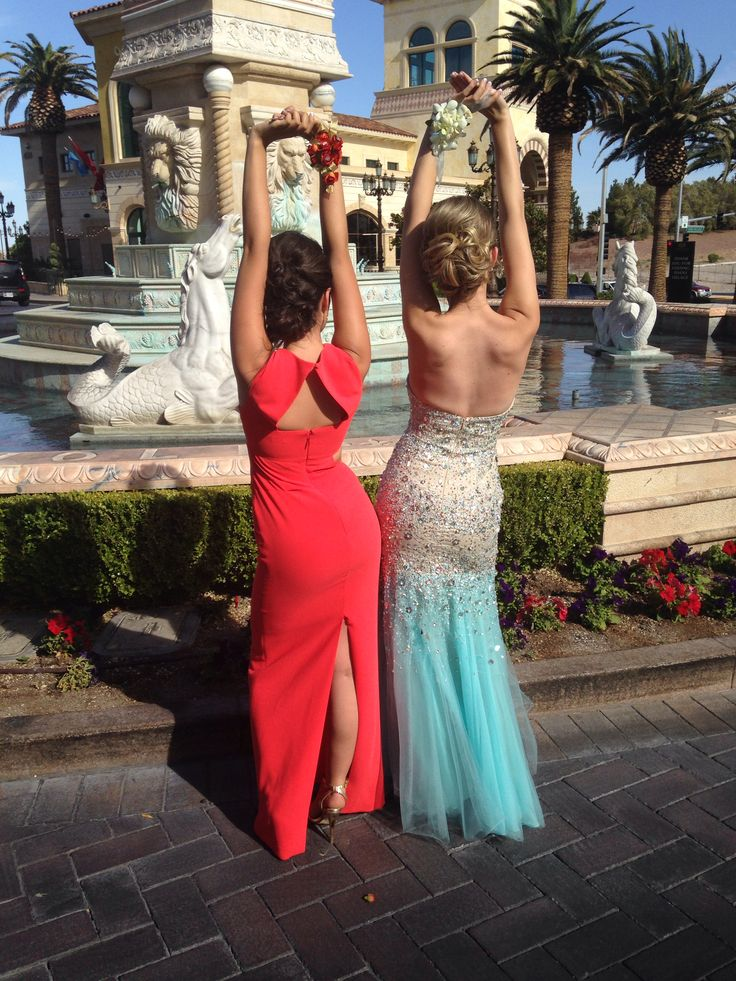 Best friends prom 2014  Prom photo ideas