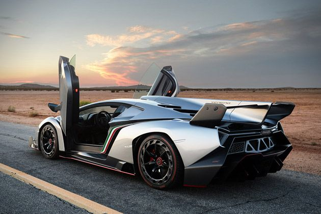 4 7 Million Lamborghini Veneno 2 Lamborghini Veneno: the Worlds Most Expensive Production Car