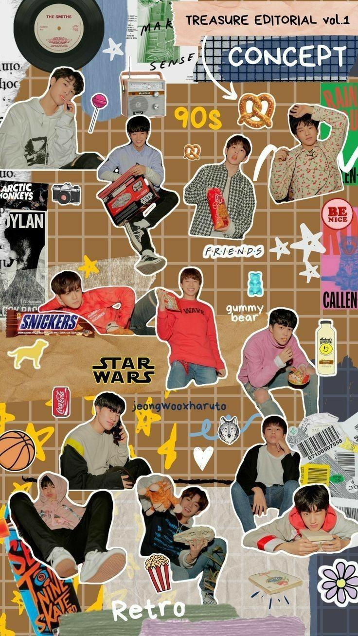 Treasure Wallpaper Lucu Ilustrasi Lucu Gambar
