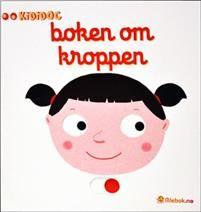 Boken om kroppen - pekebok (også hos Norway Design)