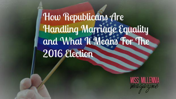 The United States is by far the largest country with nationwide same-sex marriage rights, extending full marriage equality to more people than any other nation, and indeed to more people than the several next-largest nations combined. http://missmillmag.com/millennial-mindset/republicans-handling-marriage-equality-means-2016-election/ #samesexmarriage #rights