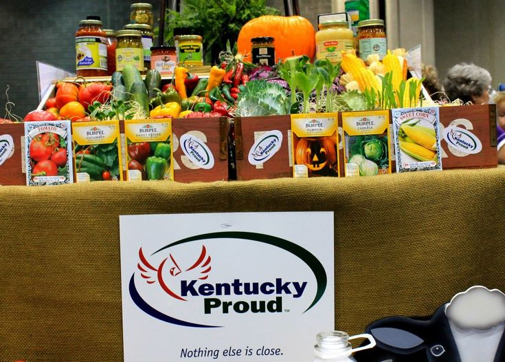 Farmers' Markets or head to a farm - it's all fun in #Kentucky!  Click and find 2 great website resources for exploring KY farm fun