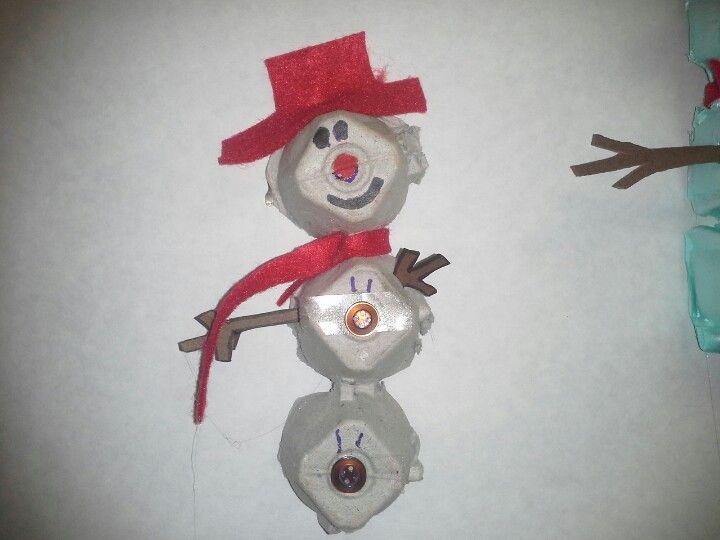 Snowman Theme Science Activities for Preschool and Kindergarten